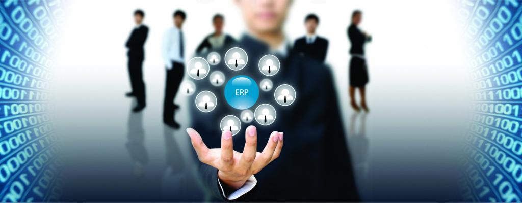 Описание ERP системы